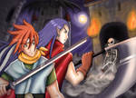 Crono and Magus