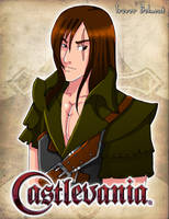 Trevor Belmont by AngsTheWicked