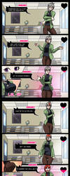 Valentine dating sim by AngsTheWicked