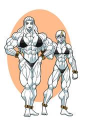 Lillias and Aura
