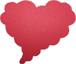 Valentine Heart Stock PNG
