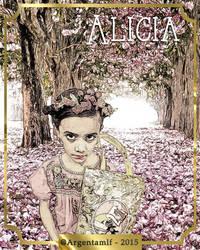 JEAbelloArg - Serie Alice Cards - Card: Alice by argentamlf