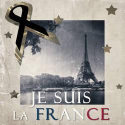 Je Suis la France by argentamlf
