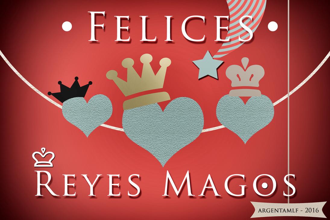 Felices Reyes Magos! by argentamlf
