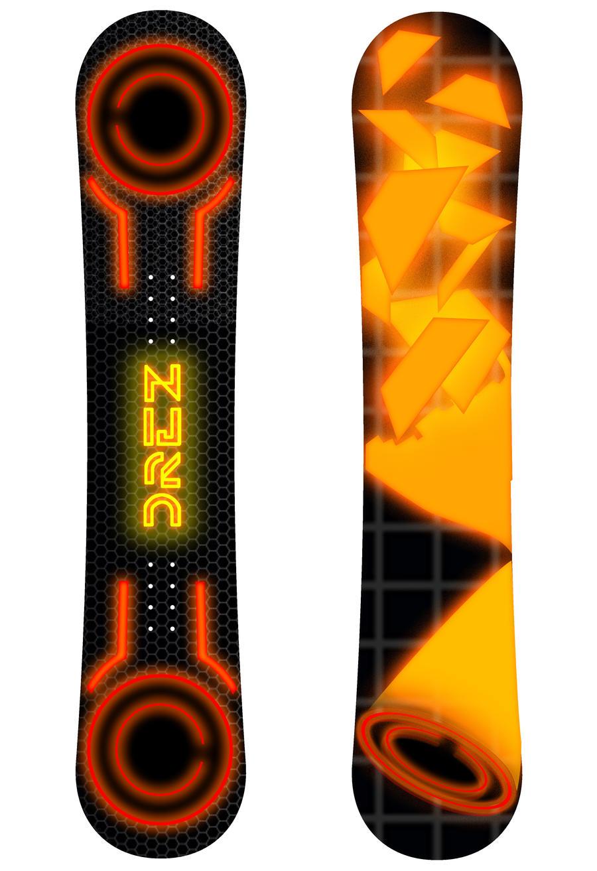 Tron Board by Kakos101