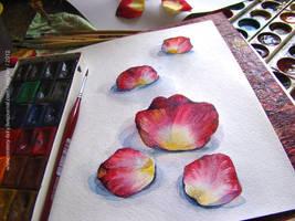 Watercolor Study. by Brightway