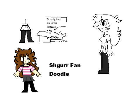 Shgurr Fan Doodle