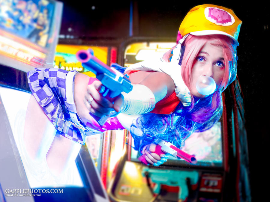 Arcade Miss Fortune by Ailish01