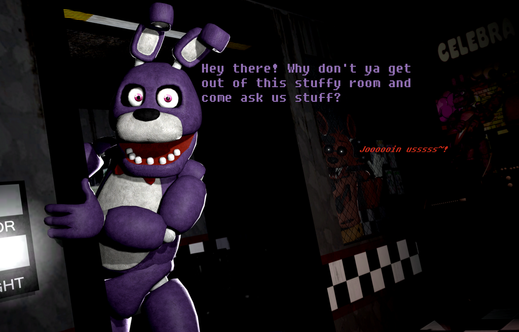 Ask the fnaf gang closed red desc by fourthfilly4th on deviantart
