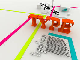 everybody loves type by LuybaX