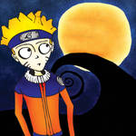 Tim meets Naruto