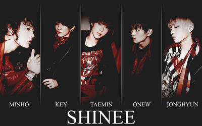 SHINee 'Years of Us' Wallpaper by KissOfDeathXxX
