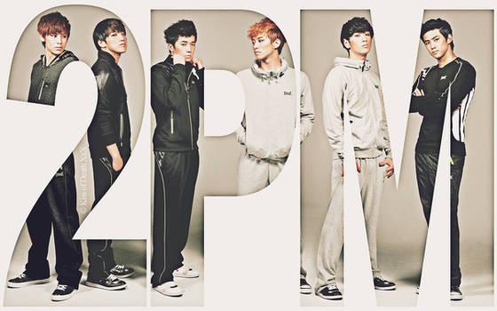 2PM Spris Wallpaper
