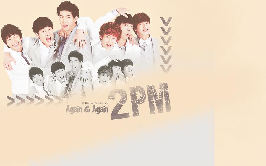 'Again and Again' Wallpaper by KissOfDeathXxX