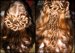 Rope Twists Hair Design