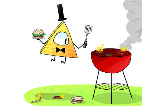 Bill with a Grill