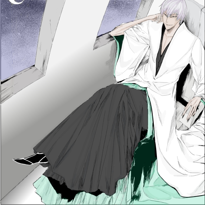 Ichimaru Gin by JiraiyasLover