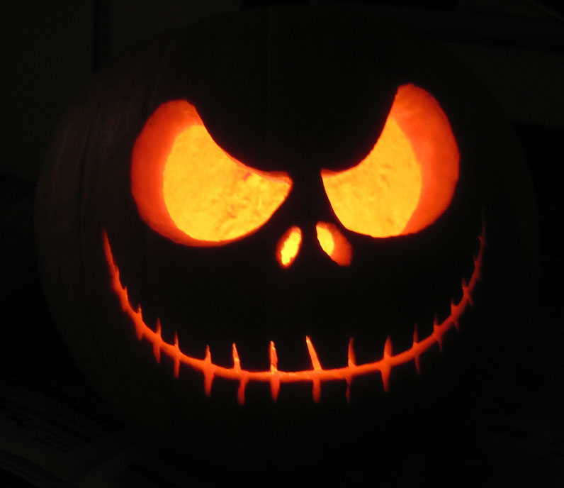 Jack skellington o lantern by seksignome on deviantart