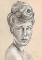 Debbie's Fancy Hair by IdanCarre