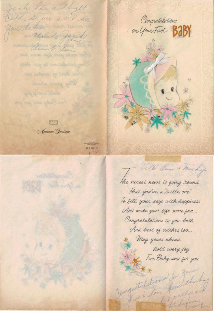 1958 bebe card by IdanCarre