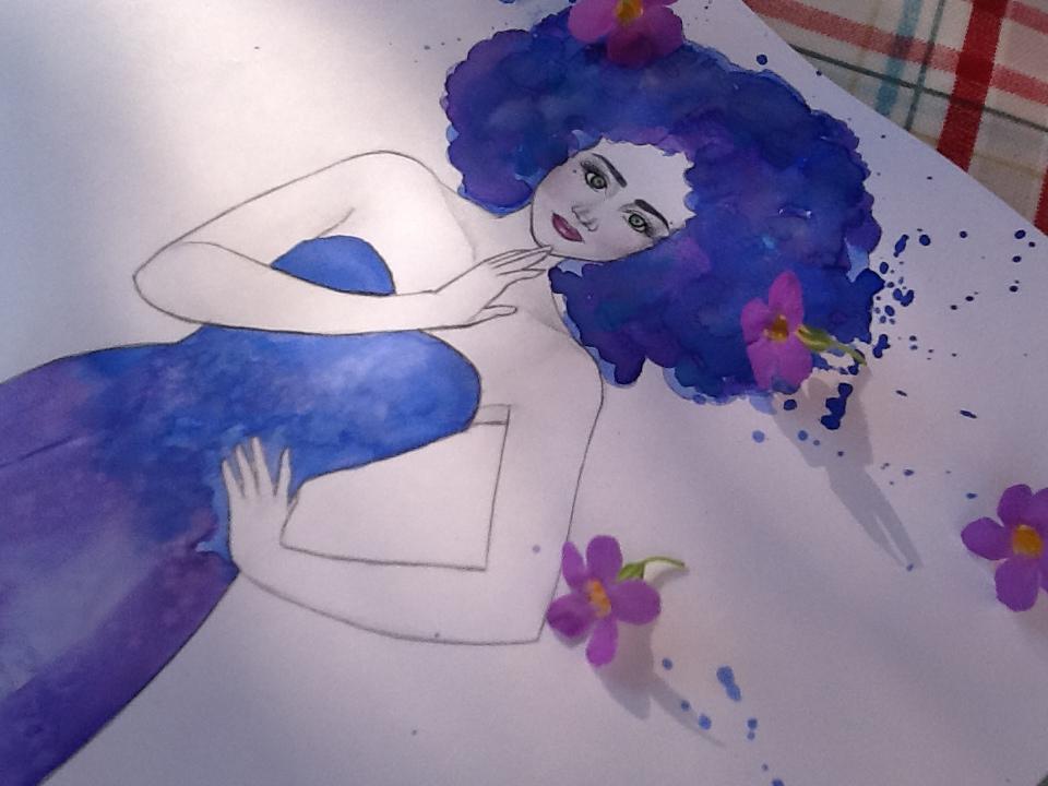Bleu 2 by Lady-Katsa