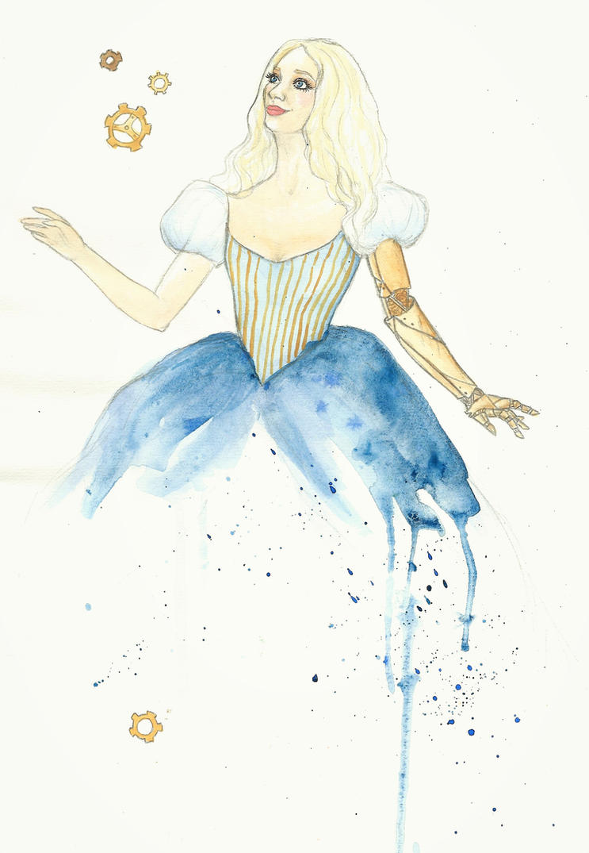 Cyborg Cinderella by Lady-Katsa