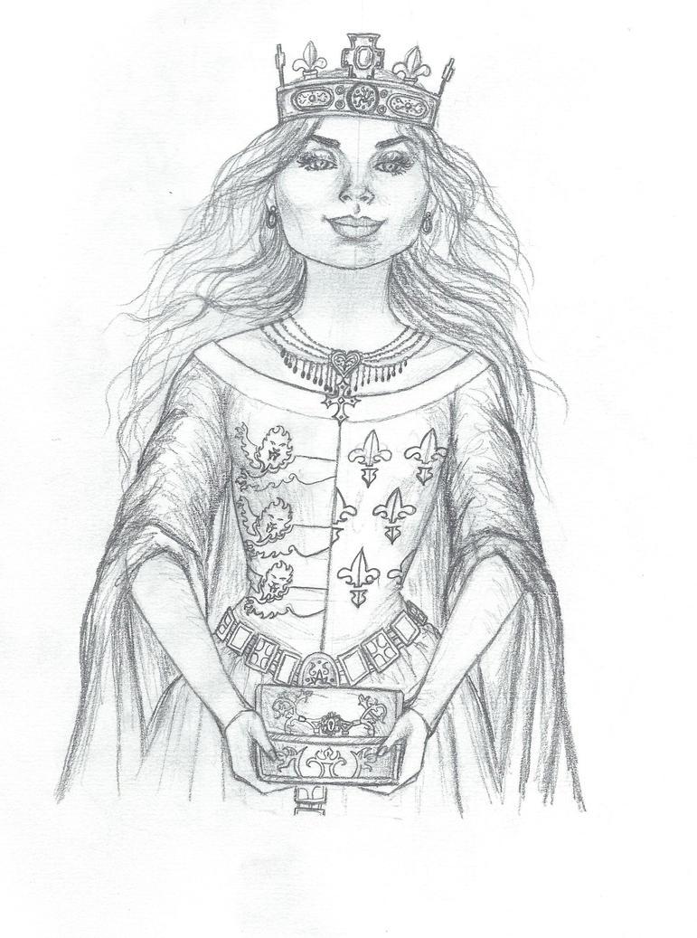 The She-wolf of France by Lady-Katsa