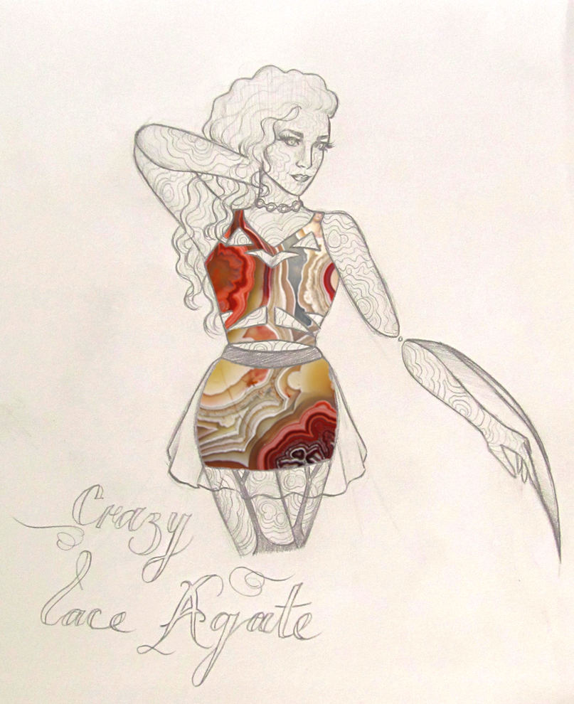 Crazy Lace Agate by Lady-Katsa