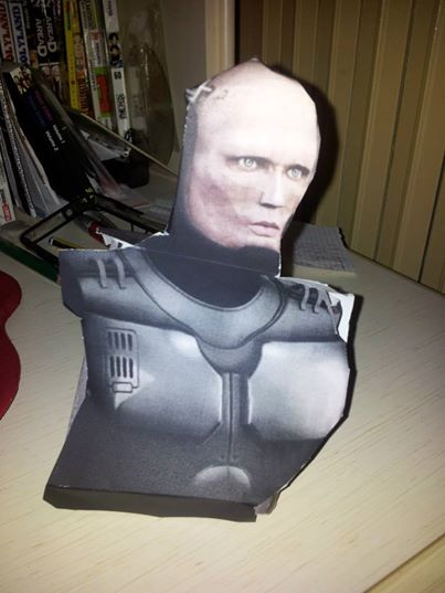 ROBOCOP BUST 2^ VERSION by MarKZ92