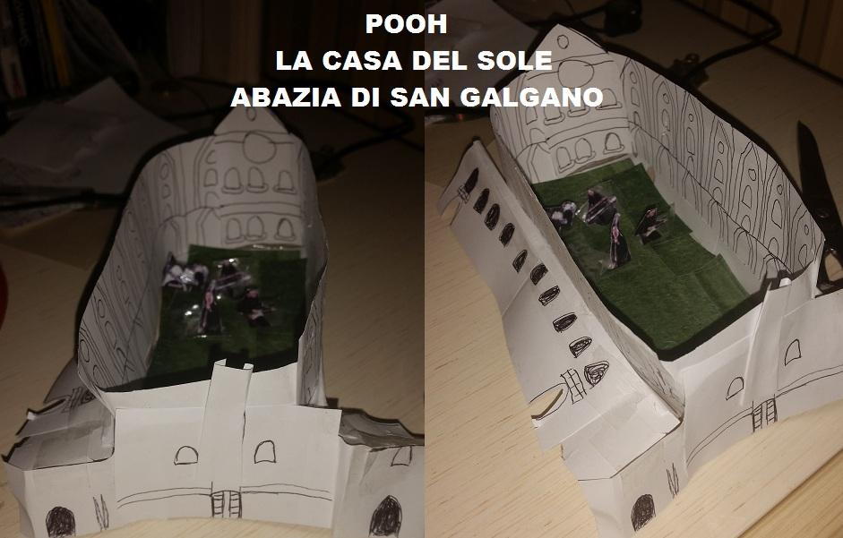 I POOH LA CASA DEL SOLE by MarKZ92