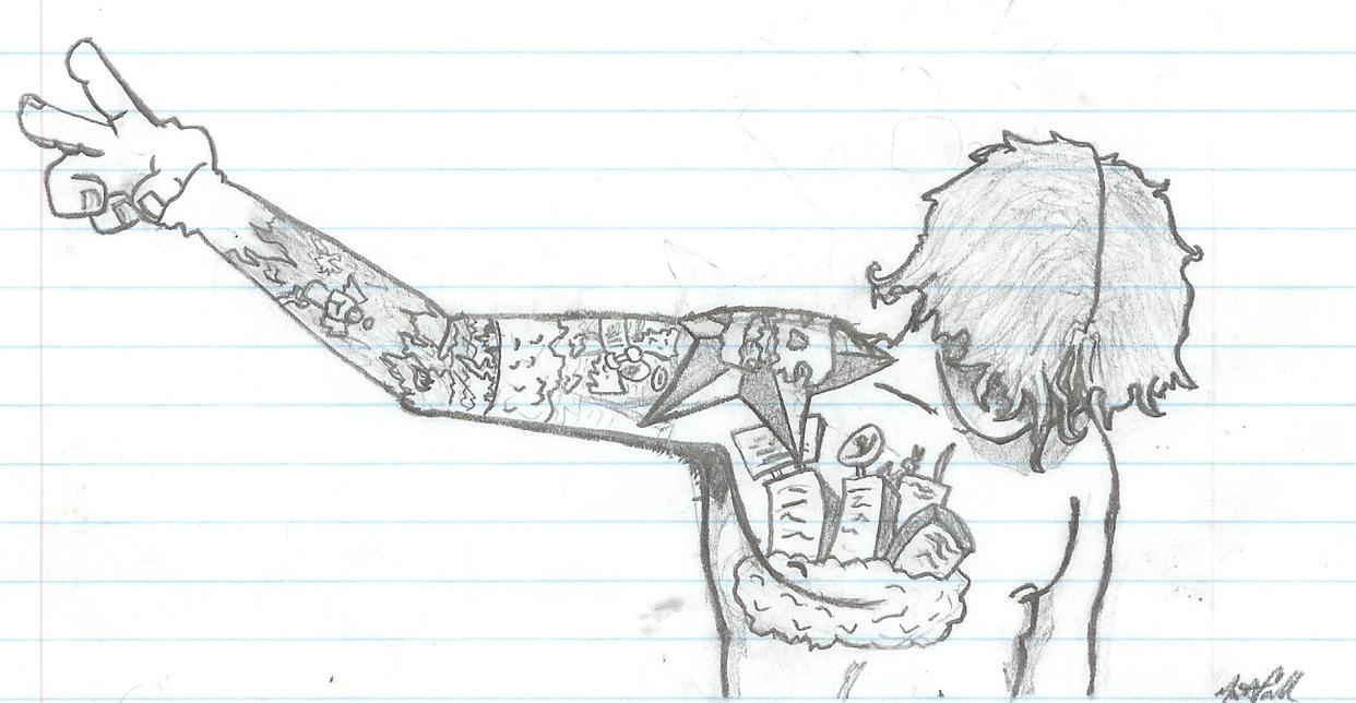 tattoo sleeve - sleeve tattoo