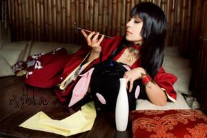 Yuuko-sama by Alexia-coswave