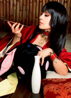 Yuuko Ichihara by Alexia-coswave