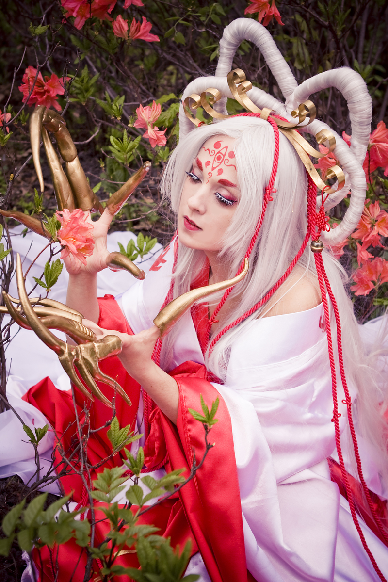 Hinoto princess by Alexia-coswave
