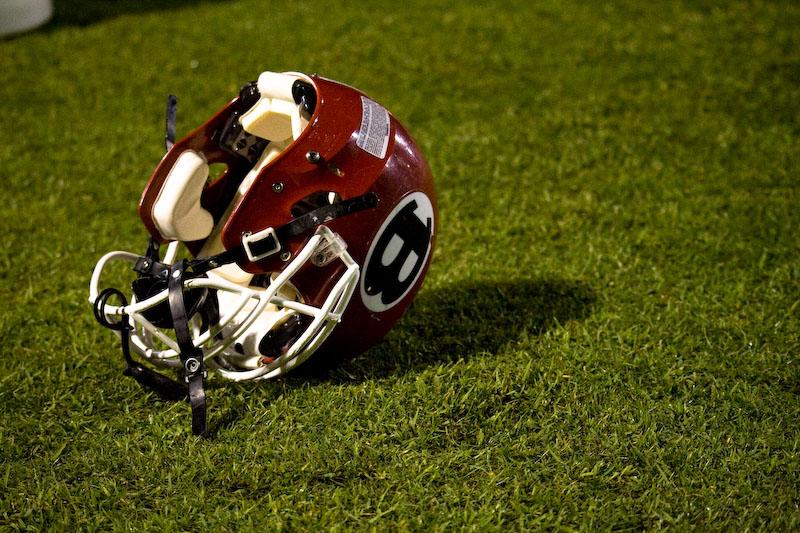 Football Helmet by ProneSniper