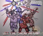 FNAF Sister Location - Let the Show Begin!