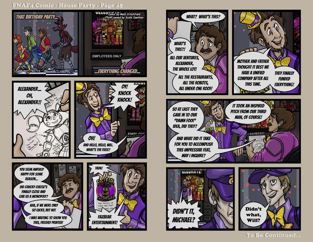 Fnaf4 comic house party page 45 1 9 17 by mattartist25 on fnaf4 comic house party page 45 1 9 17 by mattartist25 sciox Gallery