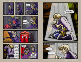 FNAF4 Comic - House Party - Page 49 - 1-30-17 by Mattartist25