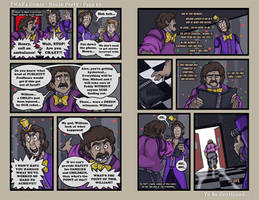 FNAF4 Comic - House Party - Page 50 - 2-1-17 by Mattartist25