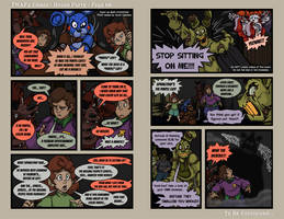FNAF4 Comic - House Party - Page 66 - 5-7-17