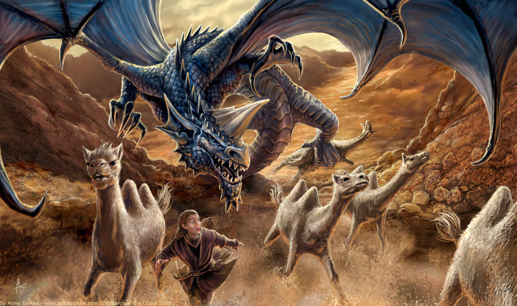 Camel Clutch by elite-dragons