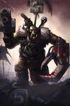 Blood and Thunder: Ork Warboss