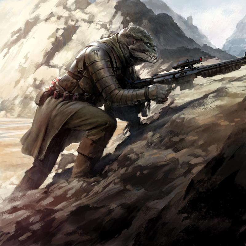Barabel by wraithdt