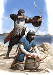 Sicilian Saracen Archers