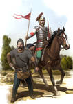 Visigoth Warriors