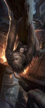 Wookiee Bodyguards