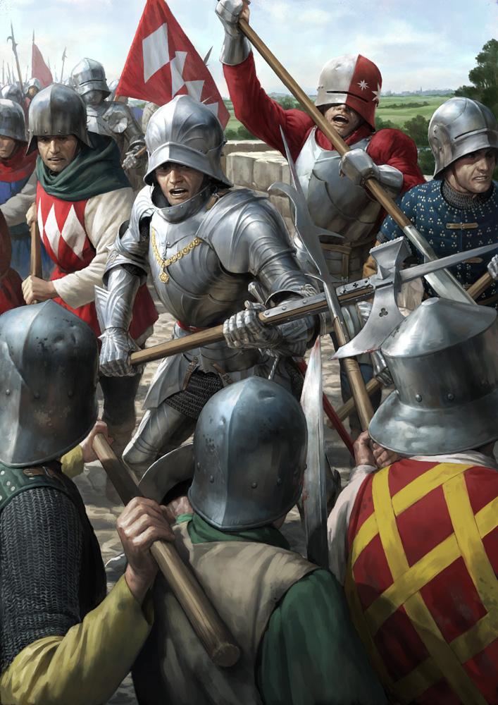 Battle of Blackheath by wraithdt