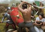 Wagon Fight