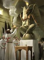 Templar Ritual by wraithdt
