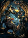 South American Vampire Hunters
